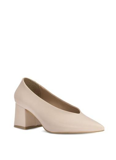 Sole Sisters Topuklu Ayakkabı Bej - Classica2 Bej